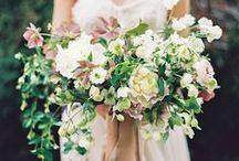 Wedding Bouquets / Beautiful bridal and bridesmaids bouquets for the vintage loving bride.....