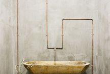 Bathroom Bits / by Shani Mcgecko