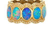 Birthstone Opal / by Shani Mcgecko