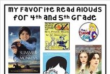 Reading for Big Kids / All things reading engagement and reading instruction for kids in grades 3-5.