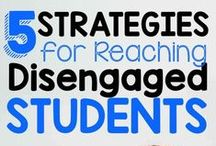 Student Engagement / The place to look for tips on authentic engagement in your classroom.  Ideas, blog posts, all the latest and greatest on engagement!