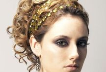 Hairy Creations / Hair styles for curly locks