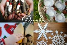 Winter / Activities, Décor, Crafts and recipes all celebrating the season of Winter!