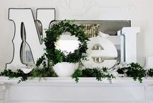 Christmas Decor. / by Anna Marie Sorber