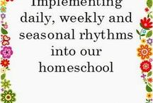 Waldorf Education / Posts, articles, ideas and crafts for your (Waldorf) homeschool...