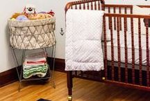 Room: Baby & Nursery / A look at our featured products and favorite nursery room designs.