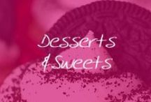 Food: Desserts & Sweets / Sweet recipes worth sharing! / by Cymax