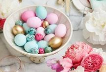 Easter / Easter recipes, design and decor