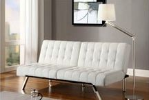 Room: Living Room / Cozy up to our collection of gorgeous living rooms in every design style.