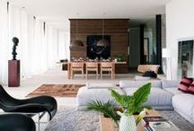 Style Guide: Modern & Contemporary / Looking for modern #design ideas? This board is a great starting point and showcases contemporary interior style for all the rooms in your home.