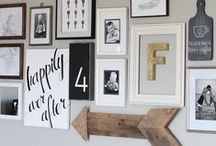 DIY & Projects / Feeling creative? Let our pinboard inspire some new ideas. / by Cymax