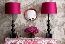 Room Color: Pink / by Joanne Dimeff Interiors