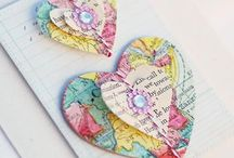 Cards Cards Cards / A handmade card, equals love !!!