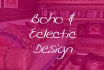 Style Guide: Boho & Eclectic / Calling all creative spirits! The relaxed vibe of boho home design might be right for you. / by Cymax