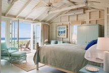 Style Guide: Beach & Coastal / Bring home the relaxed feeling of a cottage vacation with beach inspired design.