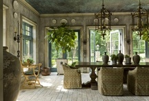 Rooms: Dining Rooms / by Joanne Dimeff Interiors