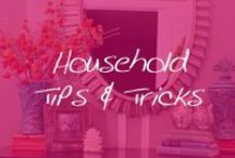 Household Tips & Ideas / Great tips and tricks to make your household run smoothly. / by Cymax