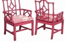 Furniture: Chairs / by Joanne Dimeff Interiors
