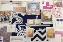 Fabrics / by Joanne Dimeff Interiors