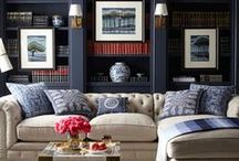 Rooms: Home offices / by Joanne Dimeff Interiors