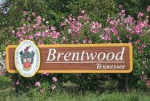 Brentwood, Tennessee / by Brentwood Home Page