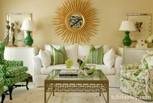 Rooms: Living Rooms / by Joanne Dimeff Interiors