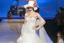 Nicole Preview 2013 / Abiti da #sposa collezione Nicole 2013 #abitidasposa #NicoleSpose starring Melissa Satta #melissasatta / by Nicole Spose