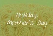 Holiday: Mother's Day / Celebrate Mom with our favorite pins and products. / by Cymax