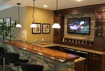 Game Room / Watch the game in a stylish setting inspired by your favorite watering hole. / by Cymax