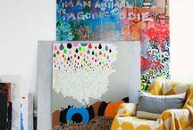 Interior / by Merel Baars van Donkersgoed