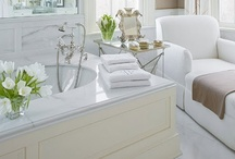 Rooms: Bathrooms / by Joanne Dimeff Interiors