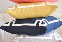 Accessories: Pillows / by Joanne Dimeff Interiors