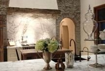 Rooms: Kitchens  / by Joanne Dimeff Interiors