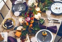 Holiday: Thanksgiving / Be thankful for our incredible array of Thanksgiving ideas and pins! / by Cymax