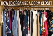 Room: Teens & Dorms / Even a small dorm space can look great with these ideas.