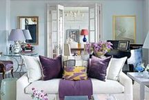 Inspiration: Color Schemes & Paint / Get inspired and find a paint color here.