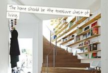 Inspiration & Quotes / Quotes that make a house a home.