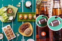 Holiday: Super Bowl Party / Our best party ideas for game day or any football viewing party.