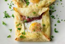 Food: Brunch & Breakfast / Breakfast & brunch ideas