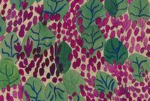 June St. - textiles, fabrics, patterns, prints, et al.  / Prints galore / by Kayla Alpert