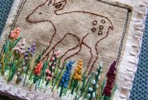 Embroidery & Cross-Stitch / Embroidery, Cross Stitch ideas, and projects.