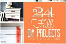 Seasonal: We Love Fall / Our favorite fall recipes and decorating ideas