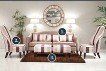 Get The Look / We love celebrity style! This board will show you how to get the look of the stars by using affordable options from Cymax #design #decor #interiordesign #celebritystyle