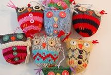 Knitting & Crochet / All things knitting and crochet; patterns, projects and tips.