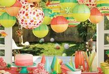 Party Ideas / Party inspiration and ideas...