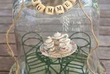 Summer / All things summer: décor, activities and recipes that celebrate the season of Summer.
