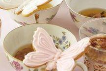 The art of Tea / The art of afternoon tea. #teaparty