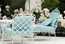 Outdoor spaces / Outdoor spaces for  living and entertaining #outdoors #decor