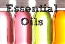 Essential Oils/Herbs