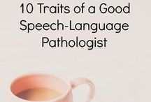Speech-Language Therapy / Tips for SLPs and parents alike to help your clients or children have better speech and language skills.